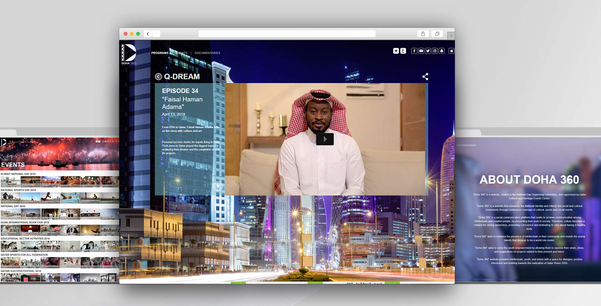 Xpert Solutions Showcase - Doha 360