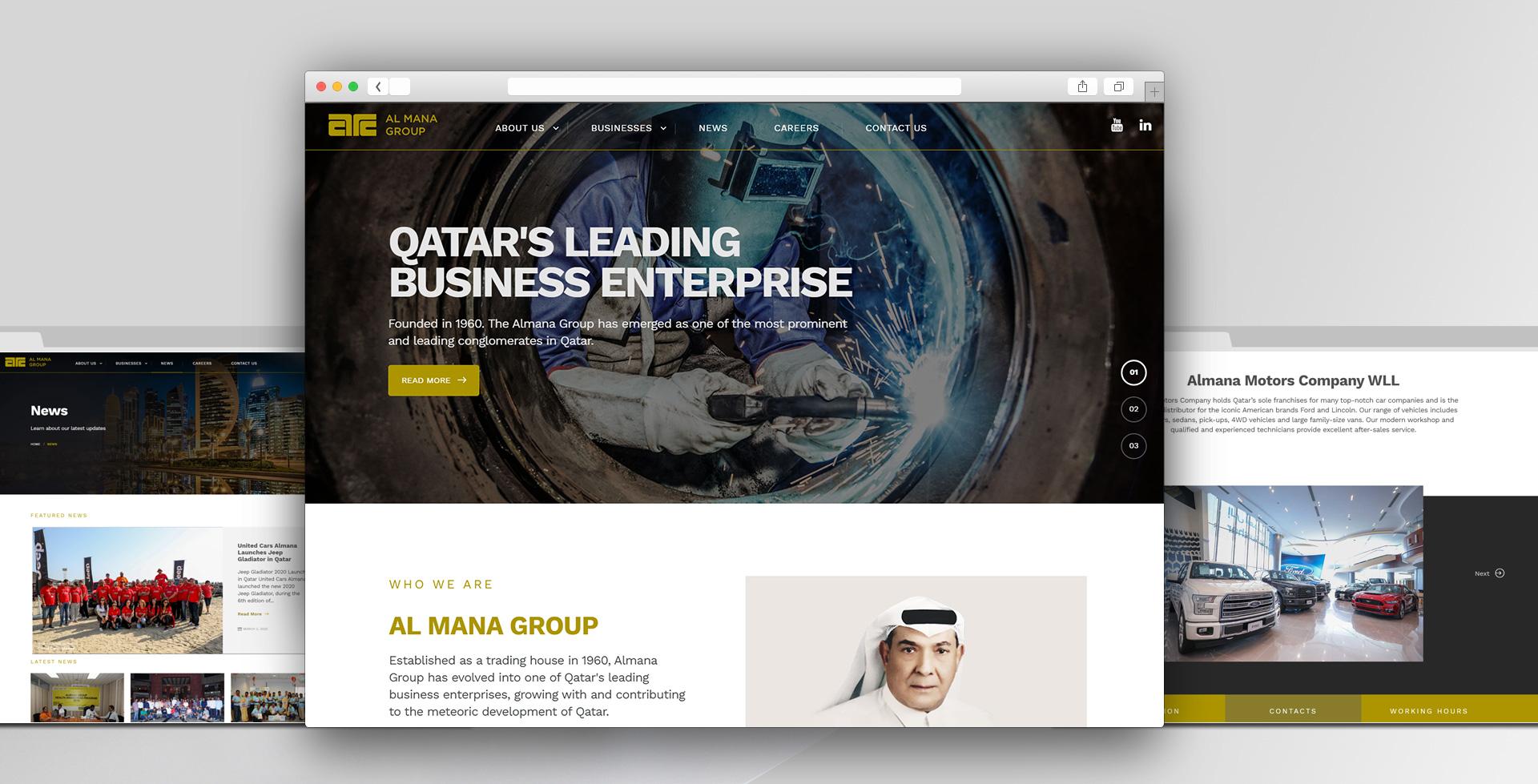Xpert Solutions Showcase - Almana Group